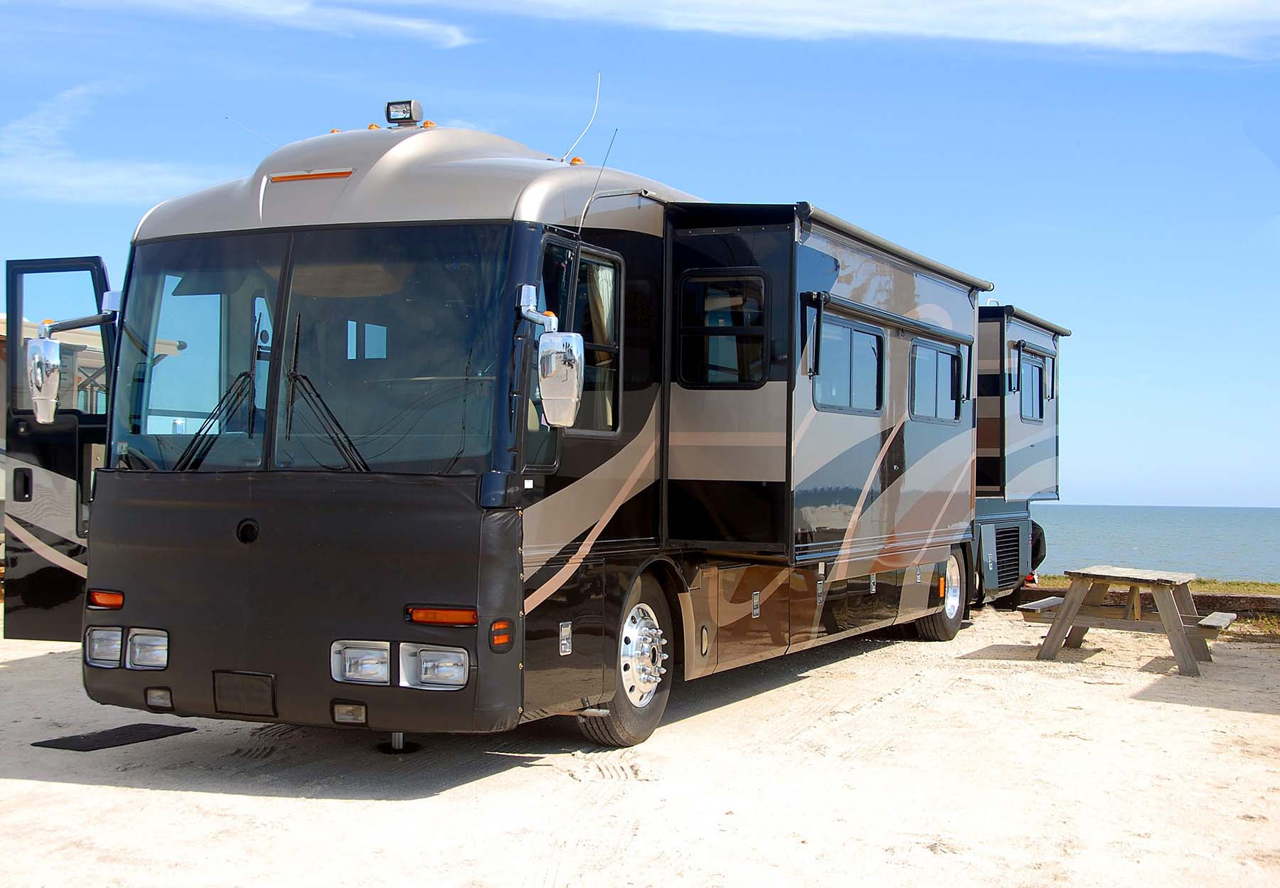 RV loans and financing