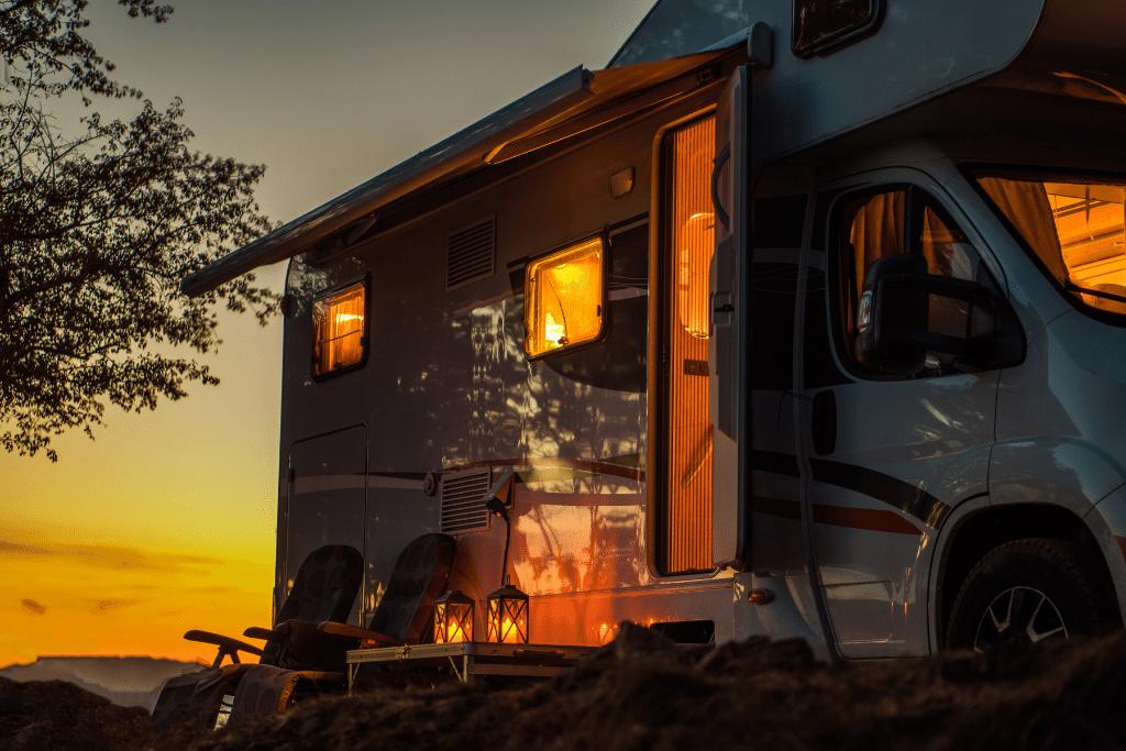 RV financing Michigan
